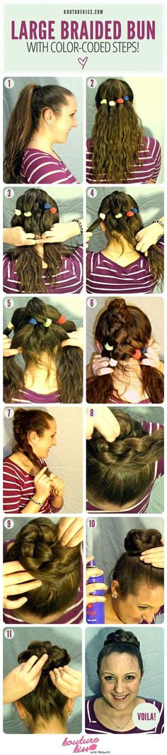How-to sailor's sweetheart braid