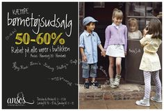 Ad design for Ansos.dk