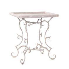 Table, Antique Cream