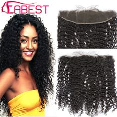 73.38$  Watch now - http://aliufn.worldwells.pw/go.php?t=32740789121 - Brazilian Frontal Closure Straight With Baby Hair Cheap Lace Frontals Overlight Shipping