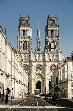 Orléans Cathedral , France
