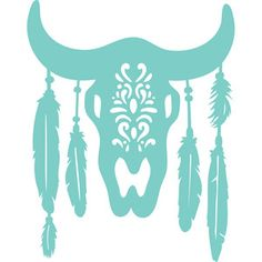 Welcome to the Silhouette Design Store, your source for craft machine cut files, fonts, SVGs, and other digital content for use with the Silhouette CAMEO® and other electronic cutting machines. Bull Skulls, Cow Skull, Silhouette Cameo Projects, Silhouette Design, Vinyl Crafts, Vinyl Projects, Cricut Vinyl, Vinyl Decals, Shilouette Cameo