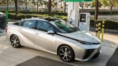 Toyota: 600 Requests for Mirai, Refueling Woes to Be Expected | Vehicles & Technology content from WardsAuto