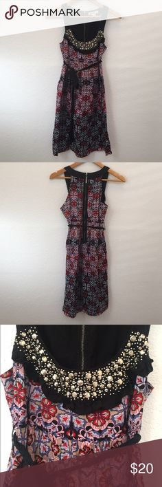 Kensie floral belted dress Beautiful dress Kensie Dresses