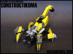 Constructikoma (Marchikoma 2015)   Flickr - Photo Sharing!