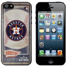 Houston Astros Pennant iPhone 5 Hard Case - $9.99