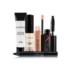 smashbox Try It Kit (€16) ❤ liked on Polyvore featuring beauty products, gift sets & kits, makeup, beauty, accessories, fillers, smashbox kit, polishing kit and smashbox
