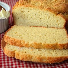 Almond Flour Bread and French Toast @keyingredient #bread