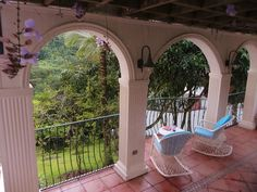 """Accommodation at Villa Celeste Estate local  """"local"""" Dominican travel experience w/ farm-to-table cuisine #ecotourism"""