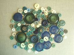 buttons and more buttons