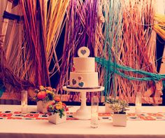 cool cake overload from http://www.sweetandsaucyshop.com/  Photography by everwhim.com, Event Design and Planning by jesihaackdesign.com, Floral Design by bashplease.com