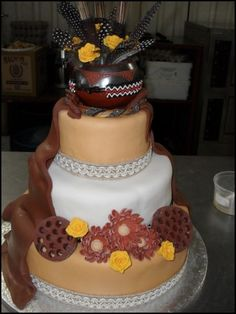 Beautiful African Wedding Cakes With African Traditional Wedding Cakes African Wedding Cakes, Purple Wedding Cakes, Themed Wedding Cakes, Wedding Cake Images, Wedding Cake Designs, Wedding Cake Toppers, Wedding Ideas, Wedding Planning, Wedding Inspiration