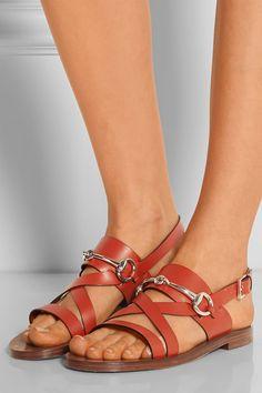 (Gucci   Horsebit Sandals)