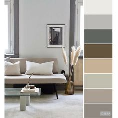 House color palettes, room color schemes и bedroom colors. Decoration Inspiration, Color Inspiration, Living Room Color Schemes, Living Room Designs, Paint Colors For Home, House Colors, Bedroom Colors, Home Decor Bedroom, Home Design