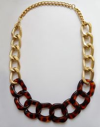 JewelMint - vogue gold convertible necklace/bracelet