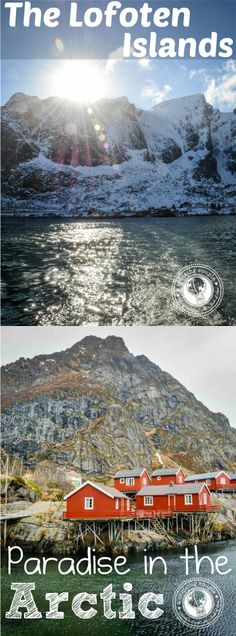 The Lofoten Islands: A Paradise in the Arctic, and an absolute must for any travel bucket list! via @ A Cruising Couple