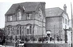 St Barnabas school St Barnabas School, Side Road, Tunbridge Wells, Church Of England, Camden, Primary School, Old Pictures, Roads, Schools