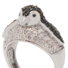 Awwwwwwwwww!!! Penguin Ring!! Victoria Wieck