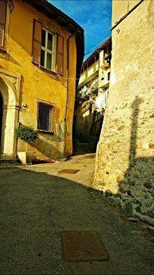 #Solcio nascosta in pieno sole ( #Lesa #Novara #Piedmont #Italy )