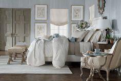 Ethan Allen bedroom.