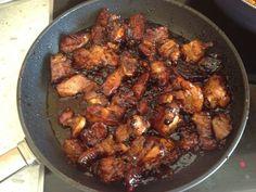 Recette Travers de porc caramélisés