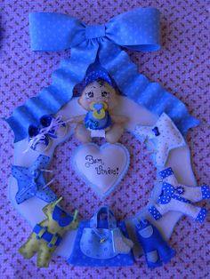 Girlanda Boy Maternidad