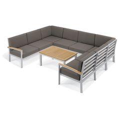 Farmington 5 Piece Sofa Set