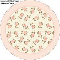 Imprimés Petites Roses - Rose Tendre : http://fazendoanossafesta.com.br/2013/08/floral-rosa-kit-completo-com-molduras-para-convites-rotulos-para-guloseimas-lembrancinhas-e-imagens.html/