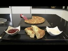 (3) TORTILLA DE QUINOA - YouTube Crepes, Tortilla, French Toast, Breakfast, Healthy, Youtube, Food, Salads, Sweets