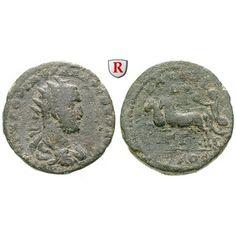 Römische Provinzialprägungen, Kilikien, Anazarbos, Volusianus, Triassarion 252/253 (Jahr 271), s+: Kilikien, Anazarbos.… #coins