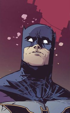 Batman by Riley Rossmo