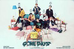 """Mixtape: """"Gone Day's"""" - Teaser Images (Stray Kids) Gone Days, Stray Kids Chan, Facts For Kids, Kids Wallpaper, I Love You All, Lee Know, Lee Min Ho, Mixtape, K Idols"""