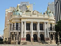 teatro municipal - rio