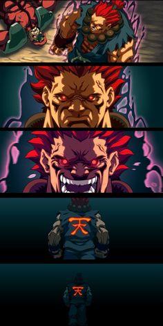 akuma -ending- (street fighter)