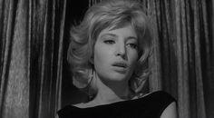 Monica Vitti. Antonioni's L'Eclisse.