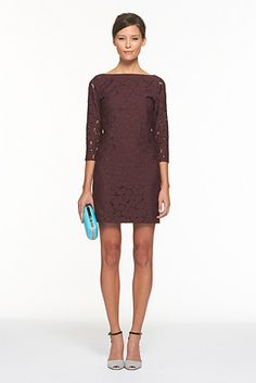 """Sarita Flower Lace Dress. i like how it covers my """"up top"""" area"""