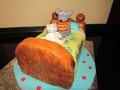 Birthday Cakes - Toopy and Binoo