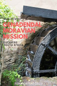 On your way to Greyton in the Overberg, don't miss a visit to the historical Genadendal Moravian mission village. Slow Travel, Family Travel, Travel Tips, All About Africa, Wildlife Safari, Amazing Adventures, Africa Travel, Plan Your Trip, Amazing Destinations