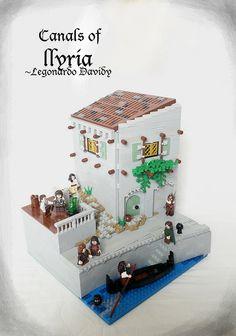 Canals of llyria by Legonardo on EB