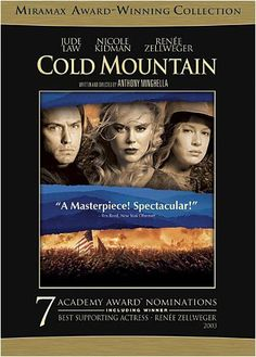 Cold Mountain (Two-Disc Collector's Edition) DVD ~ Jude Law, http://www.amazon.com/dp/B0001MDP3G/ref=cm_sw_r_pi_dp_bfAgqb14F6FAF