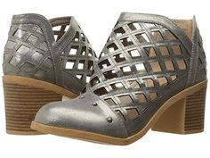 Michael Antonio Stacey | 6pm Pewter Metal, Branded Bags, Dress With Boots, Topshop, Wedges, Metallic, Shoes, Women, Fashion