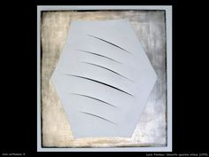 Conceipt Spatiale 1959 - Lucio Fontana - WikiPaintings.org