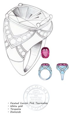 Ever wanted to customize your own Bulgary ring? Now's your chance: