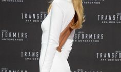 Nicola Peltz Continues her 'Transformers' Red Carpet Domination
