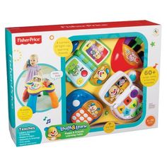 Fisher-Price® Laugh N Learn Puppy and Pals Learning Table