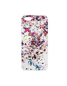 Cynthia Rowley - White Confetti iPhone 5 Case | Accessories by Cynthia Rowley