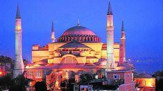 Mezquita de Santa Sofía en Estambul, Turquía - ABC.es
