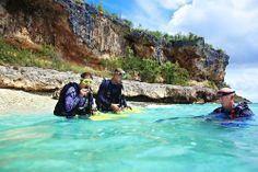 Bonaire bekend om mooie duikplekken.