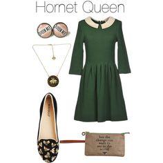 Hornet Queen MtG Fashions