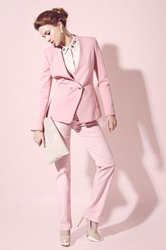 PRETTY IN PINK on Fashion Served